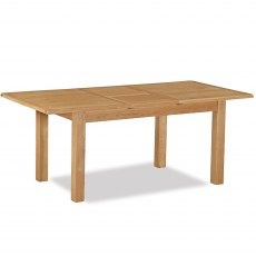 Cheltenham Oak Compact 120-150cm Extending Table