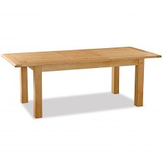 Cheltenham Oak Extra Small Extending Table