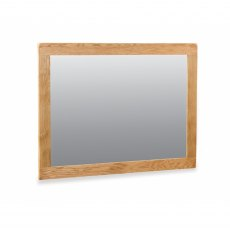 Cheltenham Oak Mirror