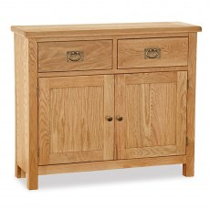 Surrey  Oak Compact Small Sideboard
