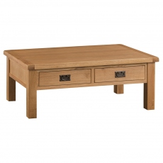 Odessa Oak Large Coffee Table