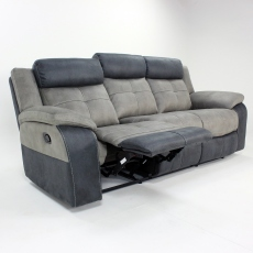 Ontario 3 Seater Recliner