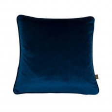 Blue / Green Piped Genova Cushion