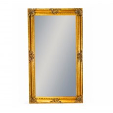 Cambridge Large Gold Mirror