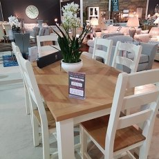 Country Cottage Large Extending Table