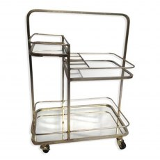 Three Tier Drinks Trolley