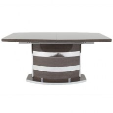 Platinum 160cm - 205cm Extending Dining Table