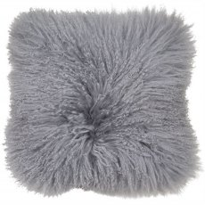 Mongolian Grey Cushion