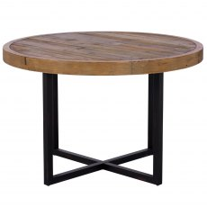 Blake Round Dining Table 120cm