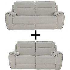 Miami 3 Seater + 2 Seater Sofa Package Deal