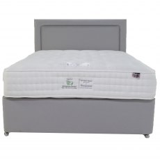 Sleepeezee Luxury Wool 2800 Divan Set