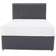 Sleepeezee Luxury Wool 1200 Divan Set