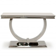 Rhianna Console Table Cream