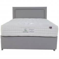 Sleepeezee Luxury Wool 2400 Divan Set