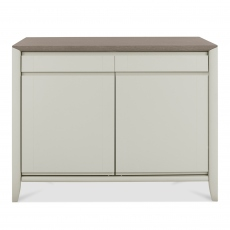 Brecon Grey Narrow Sideboard