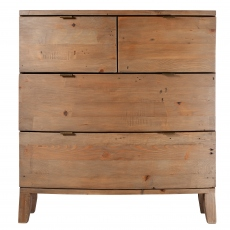 Bermuda 4 Drawer Chest