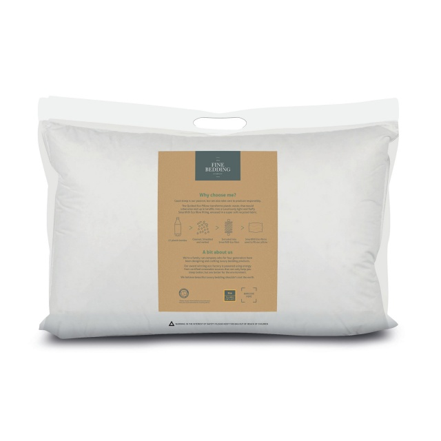 Luxury Eco Recycled Bottle Pillow Fw Homestores