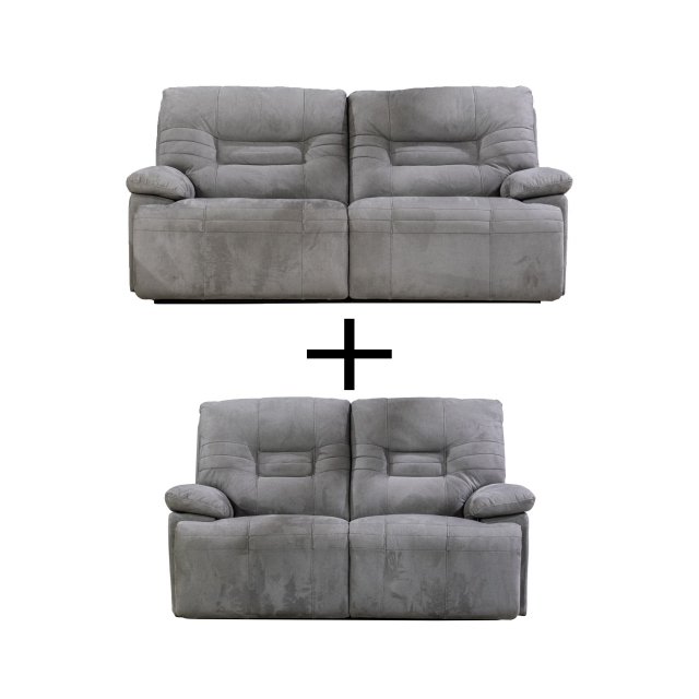 Manwah Fernie 3 + 2 Recliner Package Deal