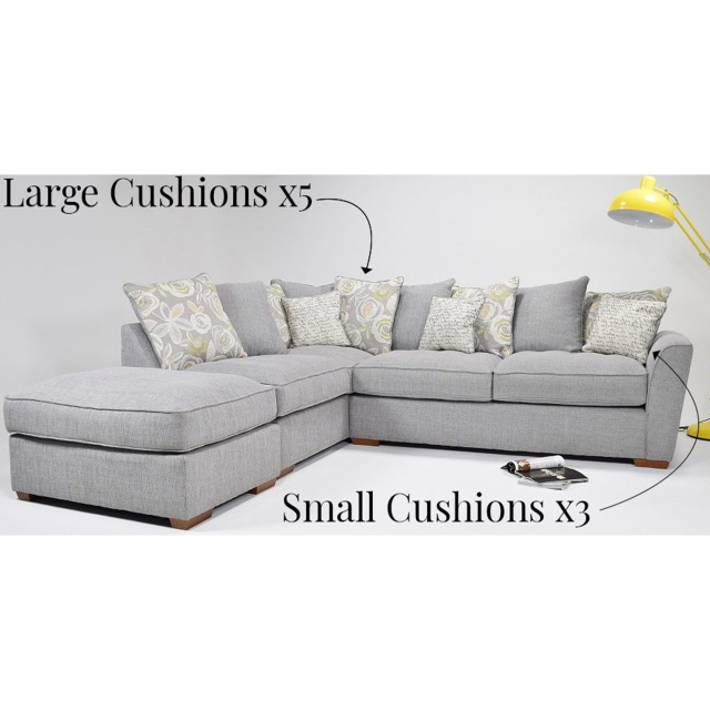 Fantasia Sofa Right Hand Corner