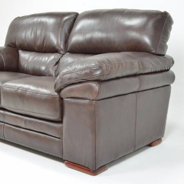 Knoxville 2 Seater Leather Sofa