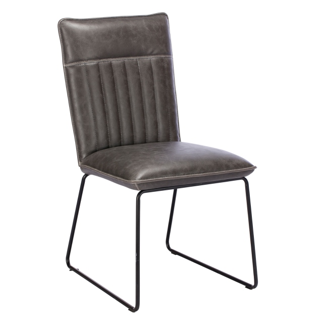 Baker Cromwell Dining Chair Grey
