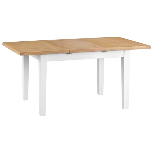 Toronto 1.2m Butterfly Extending Dining Table