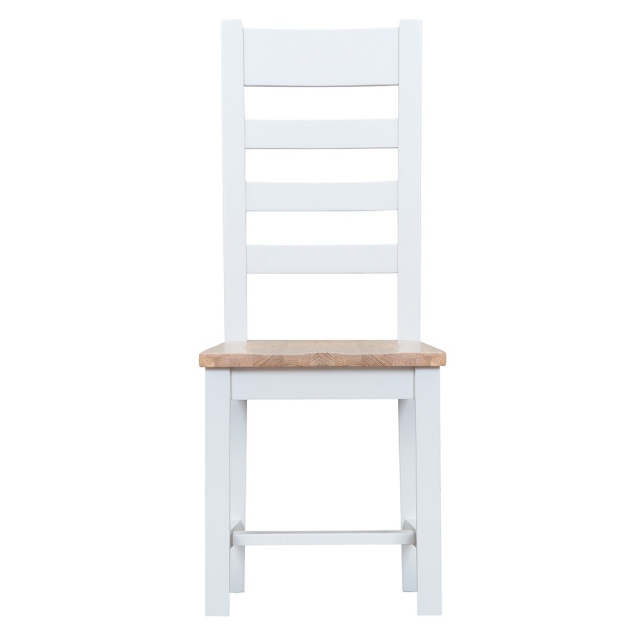 Toronto Ladder Back Chair Wooden