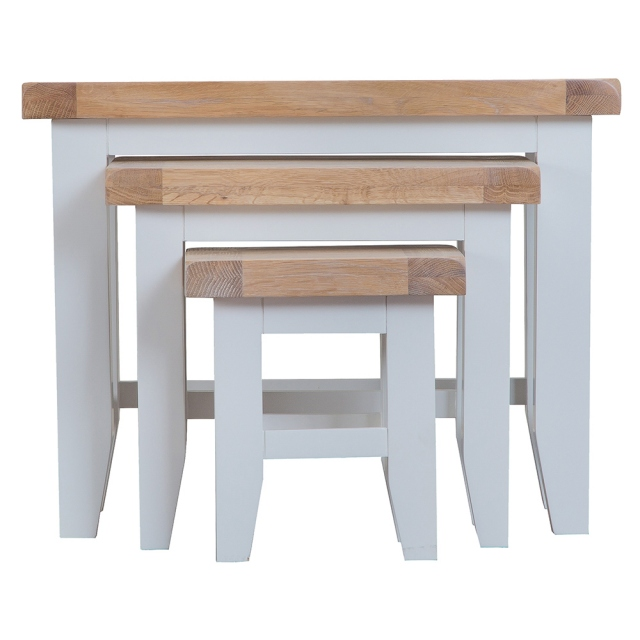 Toronto Nest of 3 Tables