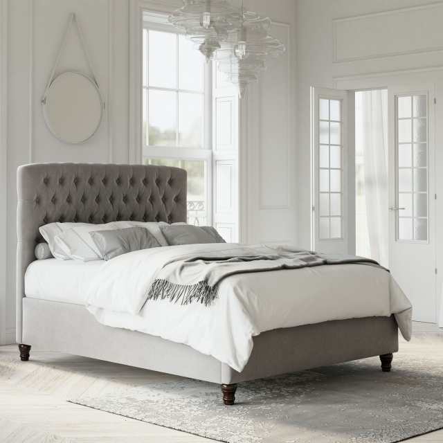 Exclusive Athens Bed Frame Fw Homestores,Lighting Ideas Over Dining Room Table