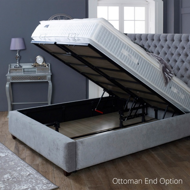 Exclusive Oxford Bed Frame Fw Homes, How Much Is A Queen Size Bed Frame