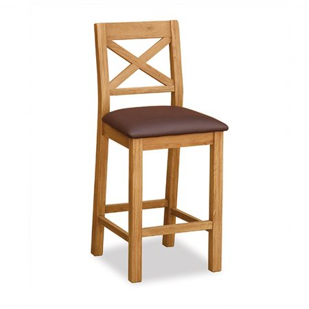 Cheltenham Oak Bar Stool thumbnail image