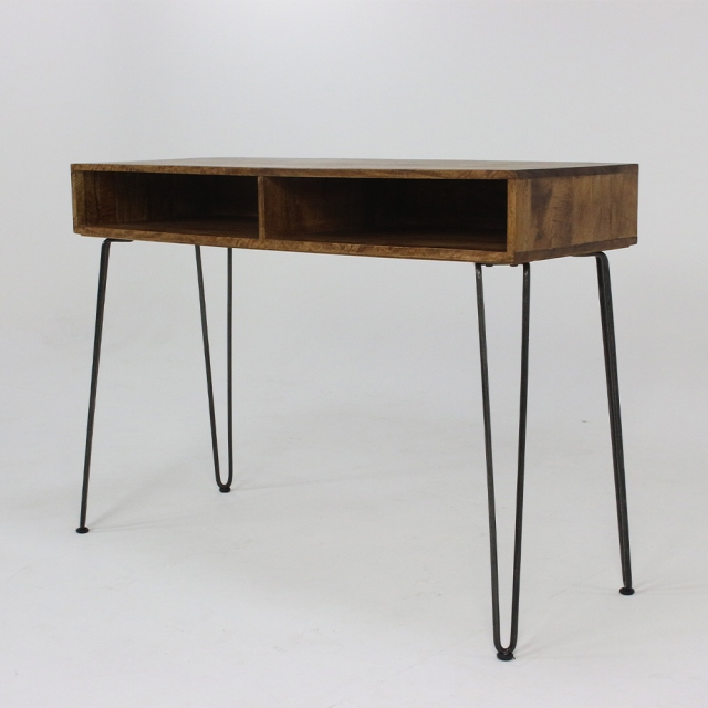 New Horizon Hairpin Console Table