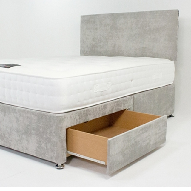 1000 Silk Mattress Front view