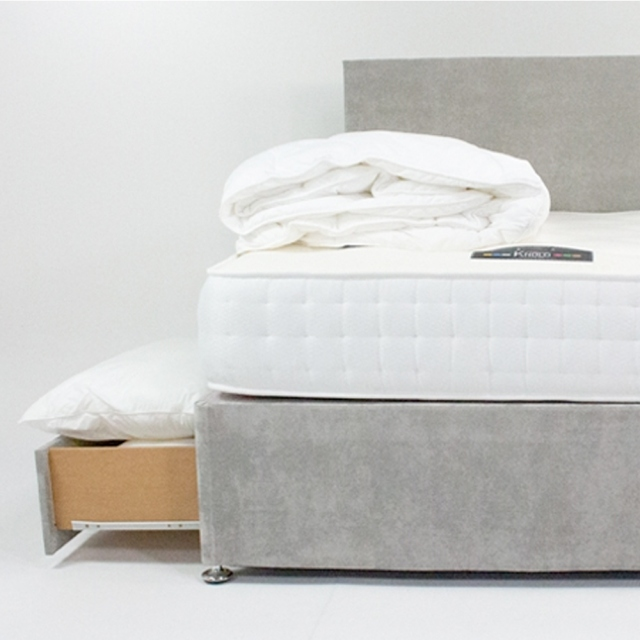 1000 Silk Mattress Foot