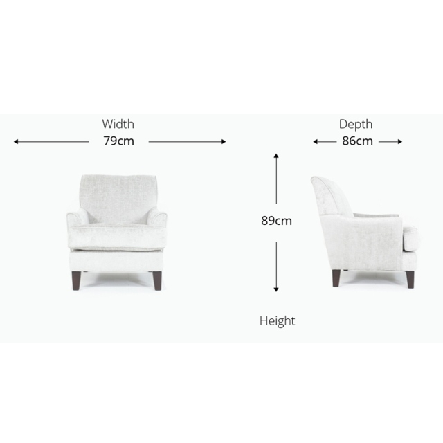 Hallwell Accent Chair