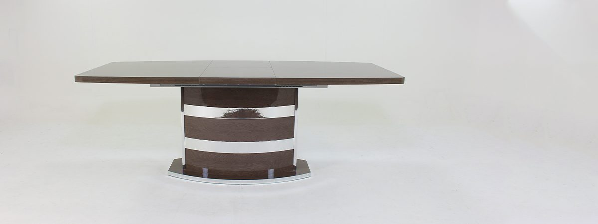 Platinum 160cm-205cm Extending Dining Table By Camel Group