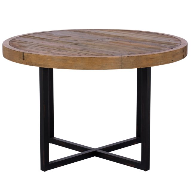 Blake Round Dining Table 120cm Fw, Cool Round Table