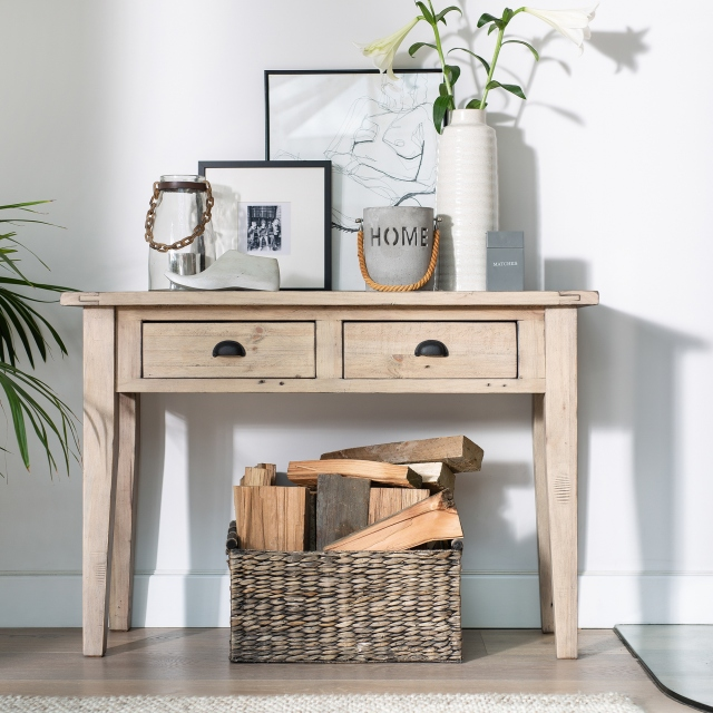 Madeira Console Table