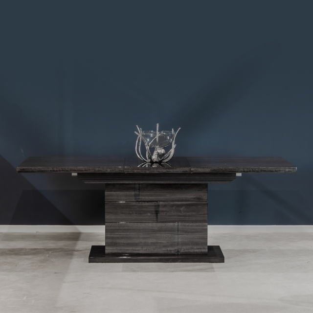 Midnight Extending Dining Table
