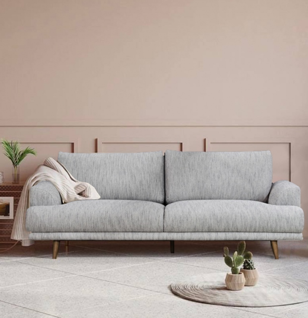 Victoria James Designs Victoria James Milner 3 Seater Sofa