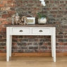 Santiago Reclaimed Wooden Console Table FSC Certified