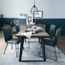 Kettle Interiors Mozart Fixed Top Dining Table