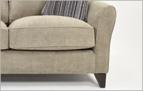 Flamenco 3 Seater Sofa