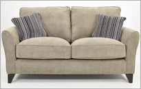 Flamenco 2 Seater Fabric Sofa