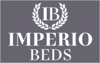 Imperio Stockholm Chesterfield Bed