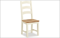 Country Cottage Oak Dining Chair